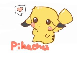 Chibi Pikachu requested
